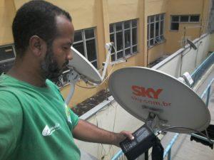 Instalador de Antenas no Jardim helena SP