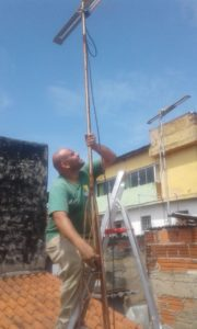 Instalador de Antenas em Ermelino Matarazzo SP