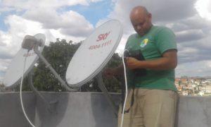 Instalador de Antenas no Jardim brasil SP