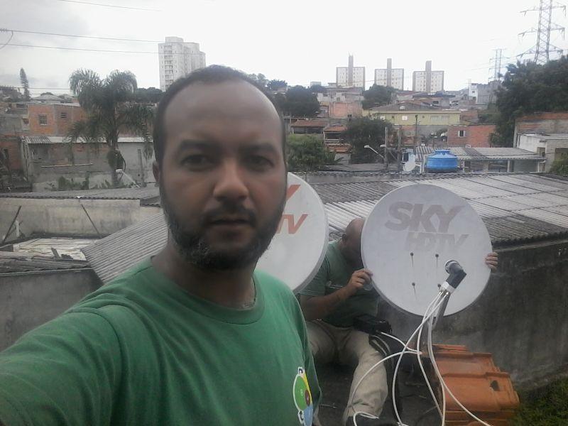 instalador de antenas Ponte Rasa