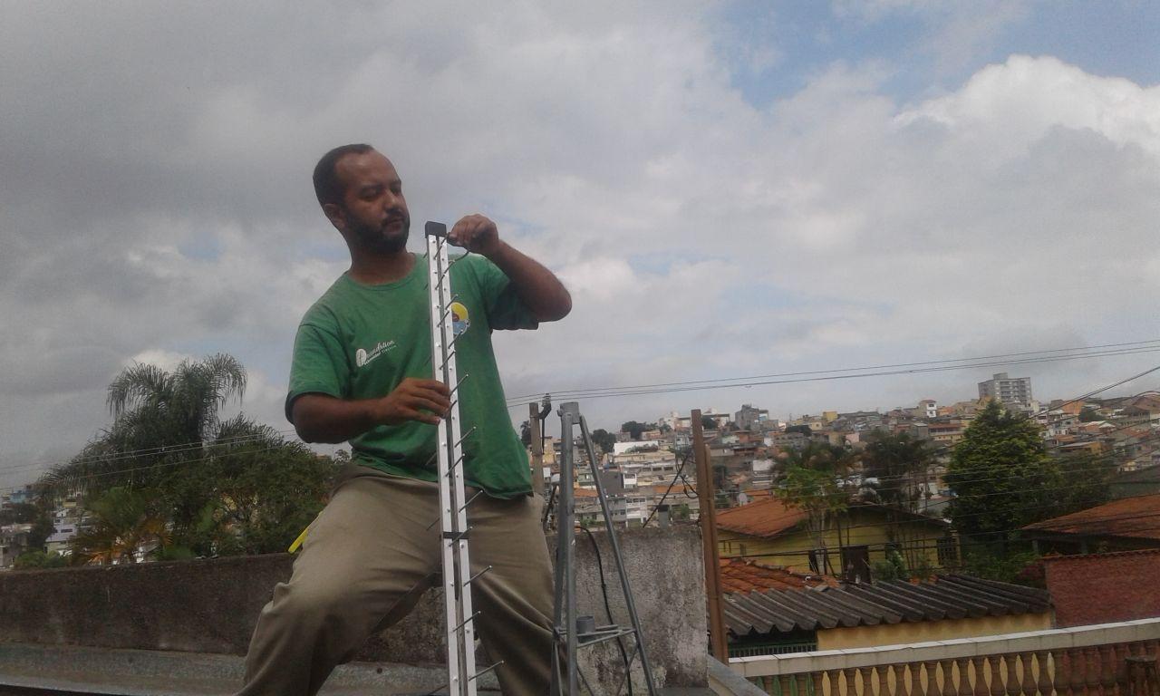 instalador de antenas Arujazinho 1,2,3,4,5