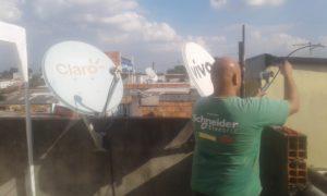 Instalador de Antenas Cidade Patricarca SP